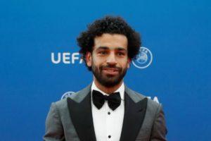رسالة مؤثرة من محمد صلاح للجماهير المصرية من حفل جوائز الأفضل