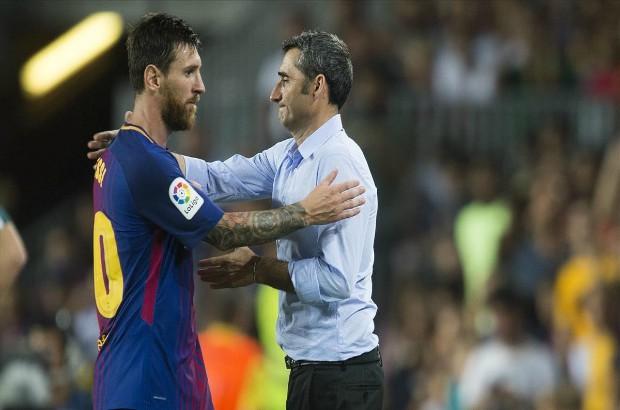 مدرب برشلونة: أي فريق يمكنه الفوز بدوري الأبطال عكس الليجا