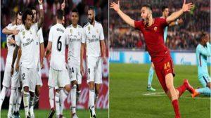 هل ينتقم ريال مدريد لغريمه من روما بدوري الأبطال؟