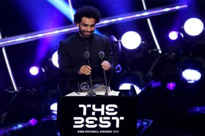 صلاح الخاسر الأكبر في جوائز الفيفا.. أفضل لاعبي العالم تجاهلوا الفرعون في اختياراتهم