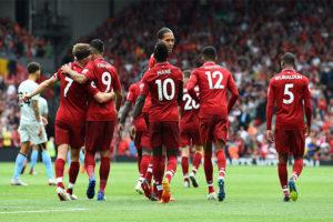 جماهير ليفربول تصفع ماني وتهدي جائزة الشهر للاعب غير متوقع