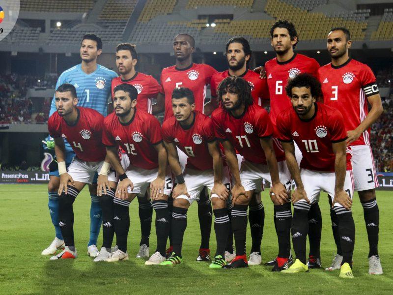 منتخب مصر بأقل مجهود يسحق إي سواتيني