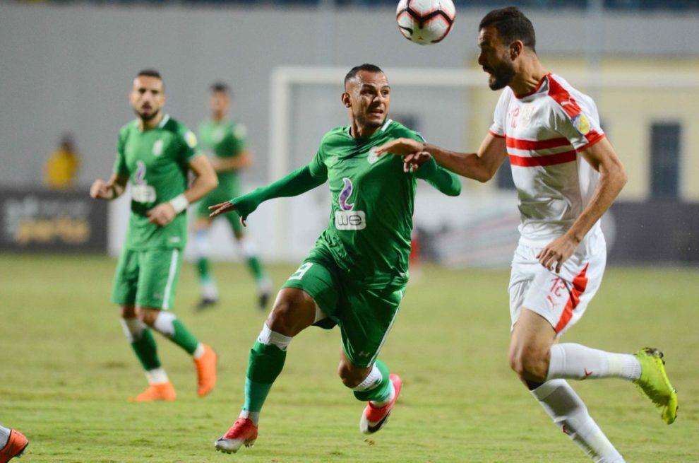 فيديو - الإتحاد يطيح بالزمالك من البطولة العربية