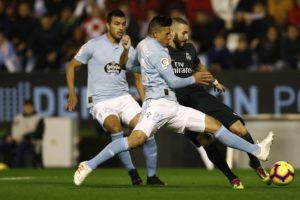 ريال مدريد يواصل إنطلاقته مع سولاري بفوز كبير على سيلتا فيجو