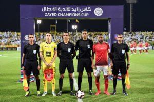 خطأ الشناوي يطيح بالأهلي من البطولة العربية أمام الوصل الإماراتي