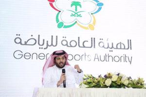 عاجل - أنباء عن استقالة تركي آل الشيخ من جميع مناصبه