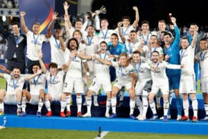 صحف إسبانية تكشف خلاف لاعبي مدريد بعد التتويج