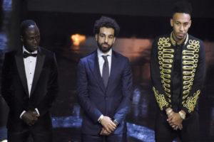 بالأرقام..صلاح أفضل لاعب إفريقي في 2018