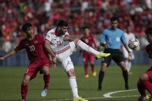 بهدفين في فيتنام .. إيران تتأهل لدور 16 في كأس آسيا