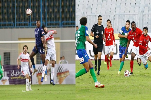 تعرف على ترتيب الدوري المصري بعد فوز الأهلي.. وتعادل الزمالك وبيراميدز