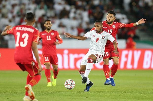الإمارات تسقط في فخ البحرين بأفتتاح أمم آسيا