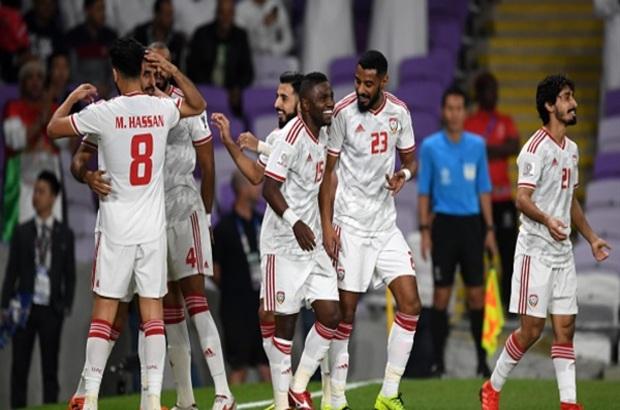 """ليواجه قطر .. الإمارات تصفع """"الكنغر"""" في كأس آسيا"""