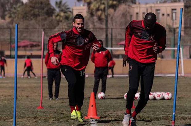 الأهلي يستعين بالثلاثي الجديد في قائمة مباراة فيتا كلوب