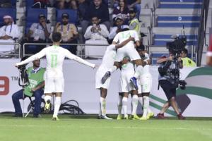 كأس آسيا: السعودية تواصل الانطلاقة القوية أمام لبنان وتتأهل رسميا للدور المقبل