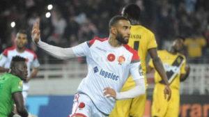 الوداد المغربي يسحق أسيك ميموزا بخماسية في دوري الأبطال