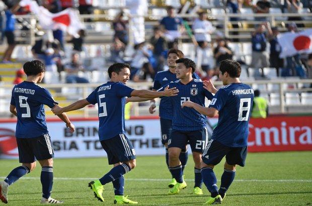 المنتخبات المتأهلة لدور 16في كأس أمم آسيا