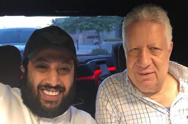 """""""حرب كلامية"""" بين أمير مرتضى ورئيس بيراميدز على تويتر"""