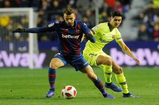 سيناريو تشيرشيف يتكرر.. برشلونة يواجه خطر الإقصاء من كأس الملك