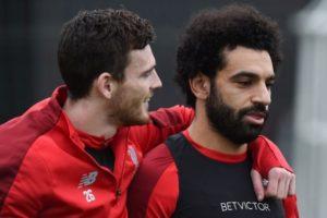"""على طريقة صلاح وماني.. ليفربول يحافظ على """"الظهير الطائر"""""""