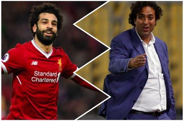 """جماهير ليفربول ترد على """"ميدو"""" : صلاح خط أحمر!"""