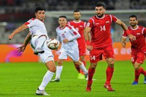 منتخب فلسطين يدخل التاريخ بعد القمة العربية أمام سوريا في أمم أسيا