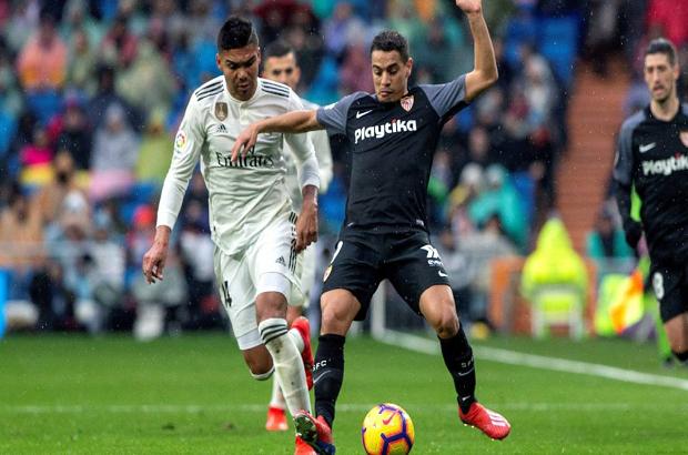 ريال مدريد يثأر من أشبيلية ويحقق فوز ثمين في الليجا
