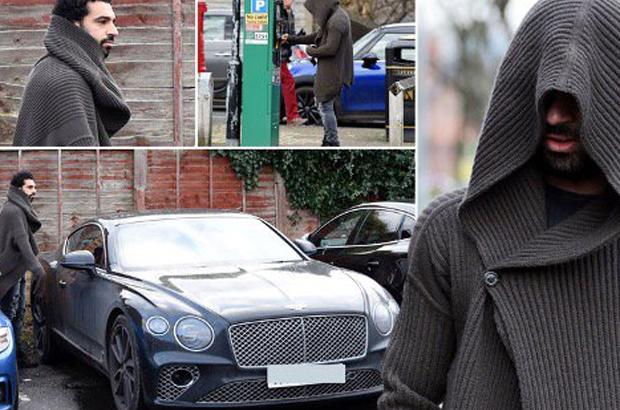 صورة.. صلاح يشتري سيارة جديدة يصل سعرها إلى 6 مليون جنيه