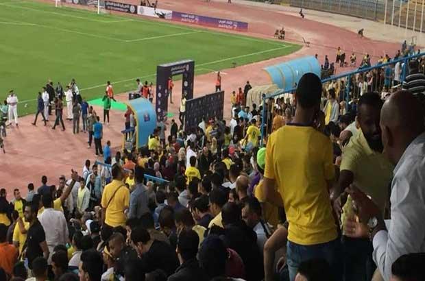 «نداء إلى العقلاء» في إسماعيلية أطفال لا يعرفون كرة القدم