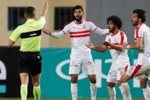 طرد عبد الله جمعة يتسبب في تغيير بقوانين اتحاد الكرة المصري!