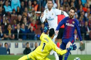 رونالدو: سأشجع ريال مدريد.. رغم حبي لبرشلونة!