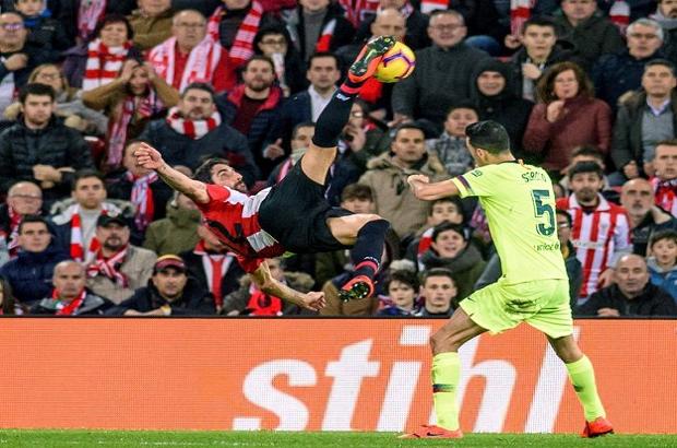 برشلونة يسقط أمام بلباو ويسمح لريال مدريد بالمنافسة على الليجا