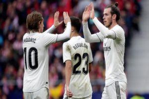 حركة غير أخلاقية تهدد نجم ريال مدريد بالإيقاف 10 مباريات