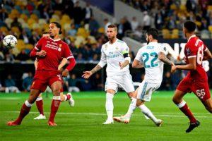 ليفربول يوجه أنظاره تجاه ريال مدريد لحل أزمته الهجومية