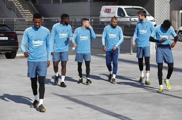 استبعاد ثلاثة لاعبين من قائمة برشلونة أمام الملكي في الكلاسيكو