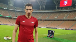 جهاد جريشة يثير الجدل في البطولة العربية بعد فضيحة الأهلي!
