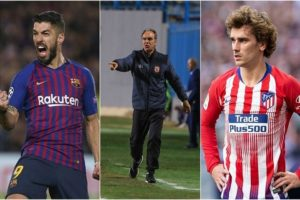 لاسارتي عن أهم اكتشافاته: جريزمان قادر على اللعب في برشلونة وسواريز دائما مستاء!