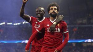 ماني يلاحق أرقام صلاح ويسطر اسمه بحروف من ذهب في تاريخ ليفربول