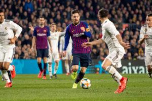 ريال مدريد في ورطة قبل الكلاسيكو