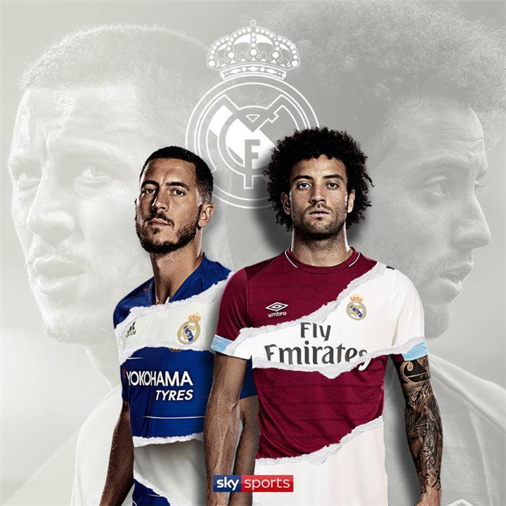 اسم جديد بديلًا لهازارد في ريال مدريد يظهر في الصورة