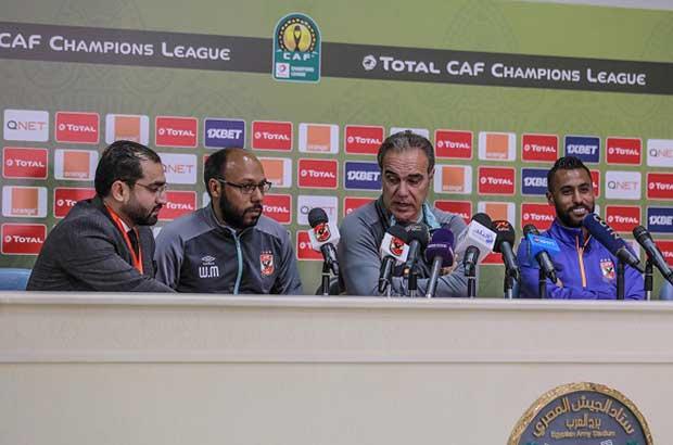 «مؤتمر لاسارتي» عن عودة الشناوي وخوض المباراة في ظروف صعبة ولكن!