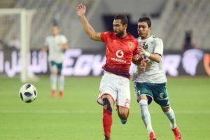 فرمان جديد من اتحاد الكرة بشأن مباراة الأهلي والمصري