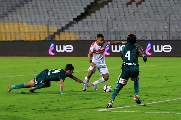المصري يقرر عدم إذاعة مباراته أمام الزمالك