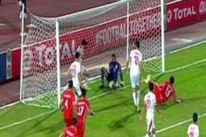 مخرجة المباراة: الكرة لم تتجاوز خط المرمى ولهذا السبب لم أعيد الكرة
