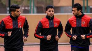 """الأهلي يستعين بـ""""حارس الطوارئ"""" أمام المصري البورسعيدي"""
