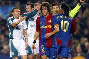 فلاش باك  عندما أبكى ليفربول كتالونيا بأكملها