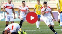أهداف مباراة الزمالك 2-0 الإسماعيلي
