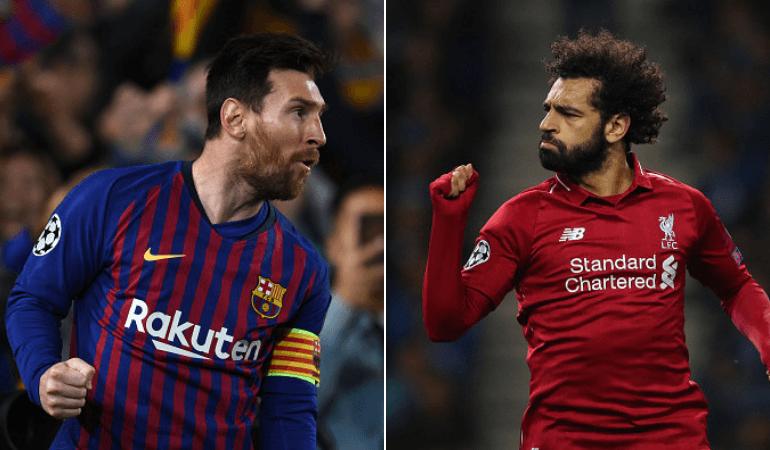 """الصراع """"خارج الملعب"""" يبدأ مبكرًا بين برشلونة وليفربول"""