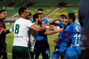 كاميرا كورة11 ترصد: تهديد بالانسحاب واشتباكات واحتفالية بعد فوز المصري على الزمالك