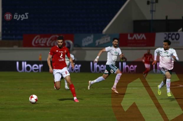 """""""الصراع الثلاثي يشتعل"""".. جدول ترتيب الدوري بعد فوز الأهلي على المصري"""