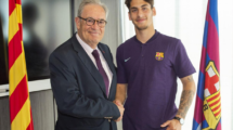 رسميًا .. صفقة جديدة لبرشلونة من الدوري الهولندي